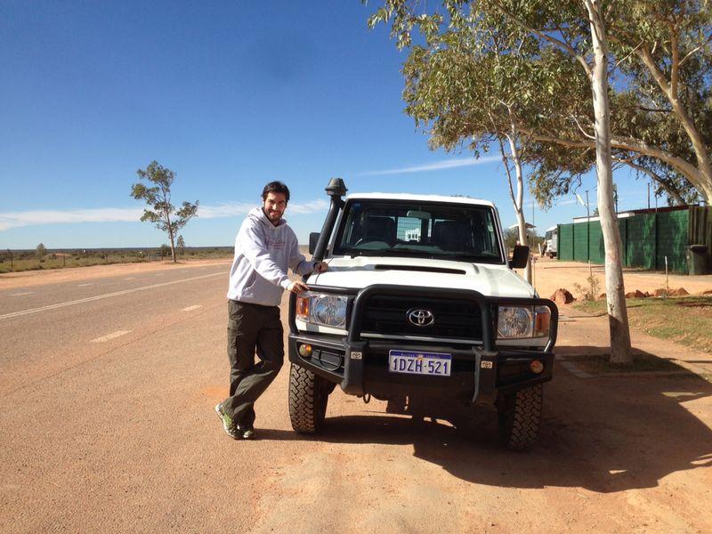 Geländewagen Outback