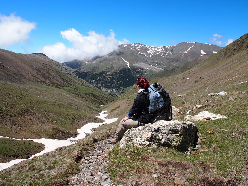 Pyrenäen Überquerung