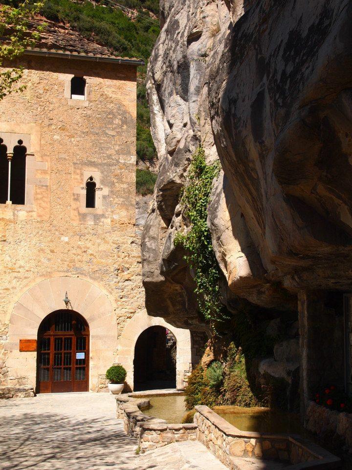 Kloster San Miquel del Fai