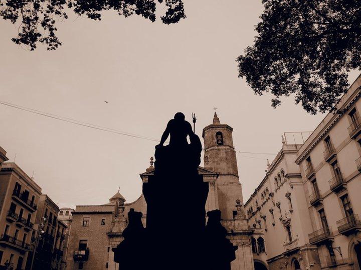 Barcelona Brunnen