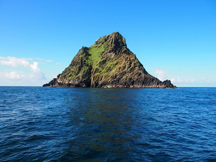 Boot Skellig Michael