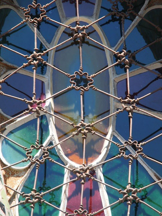 Gaudi Guell Kolonie