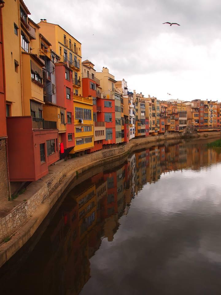 Girona Katalonien