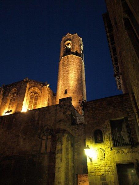 Gotisches Viertel Barcelona