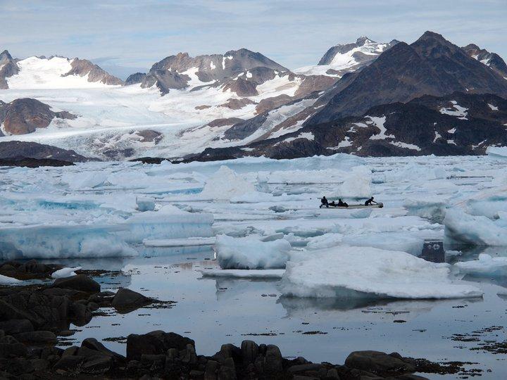 Grönland Kulusuk