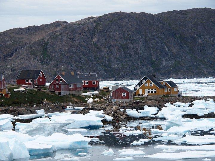 Grönland Reisen Kulusuk