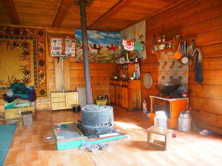 Haus Mongolei
