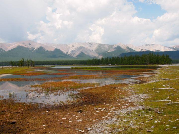 Khövsgöl Nuur Mongolei
