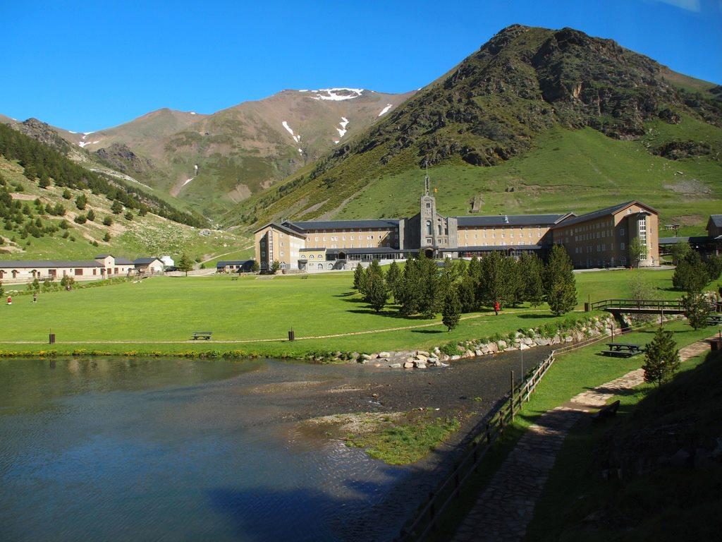 Kloster Vall de Nuria