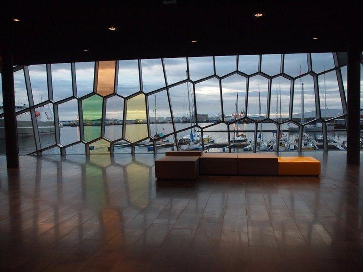 Konzerthaus Harpa Reykjavik