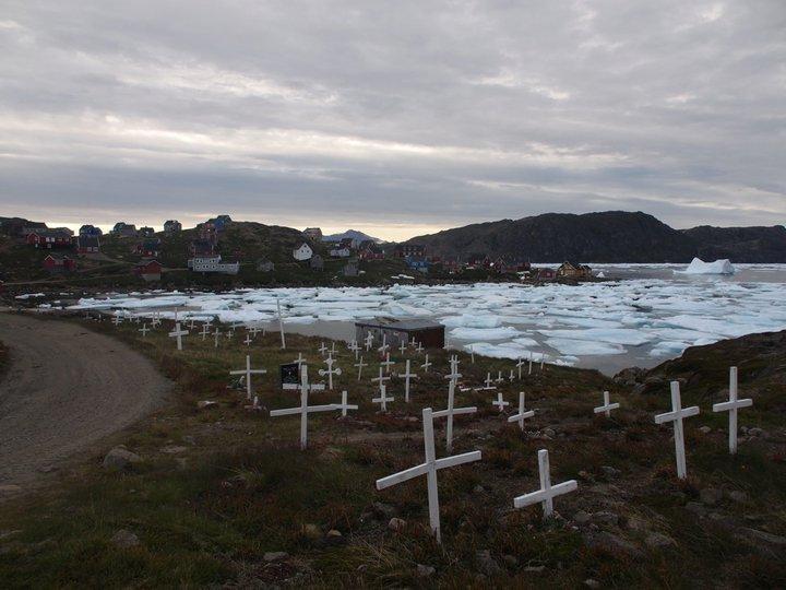 Kulusuk Friedhof