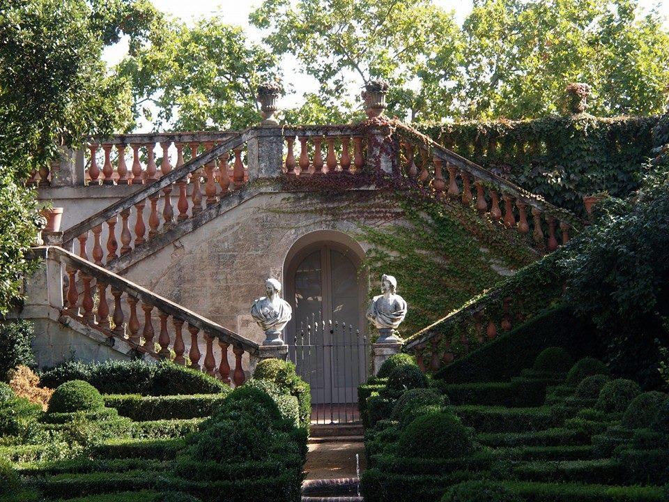 Labyrinth Garten Horta
