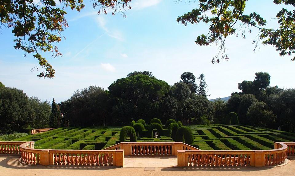 Labyrinth Horta Barcelona