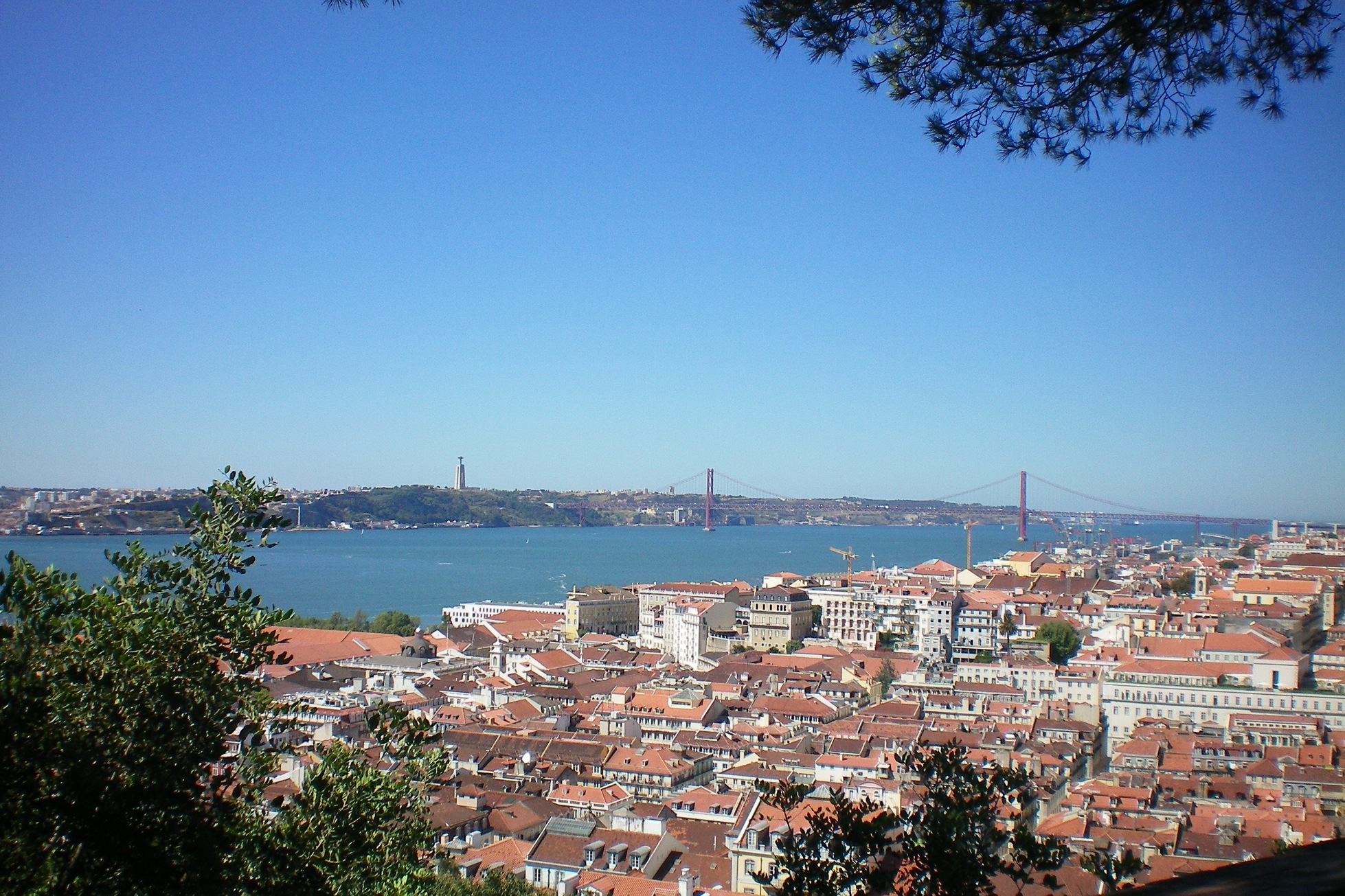 Lissabon Aussicht