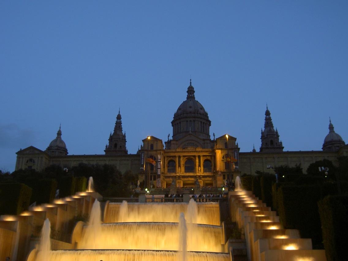 Museum Montjuic Barcelona