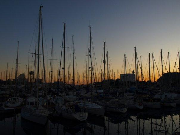 Port Vell Katalonien