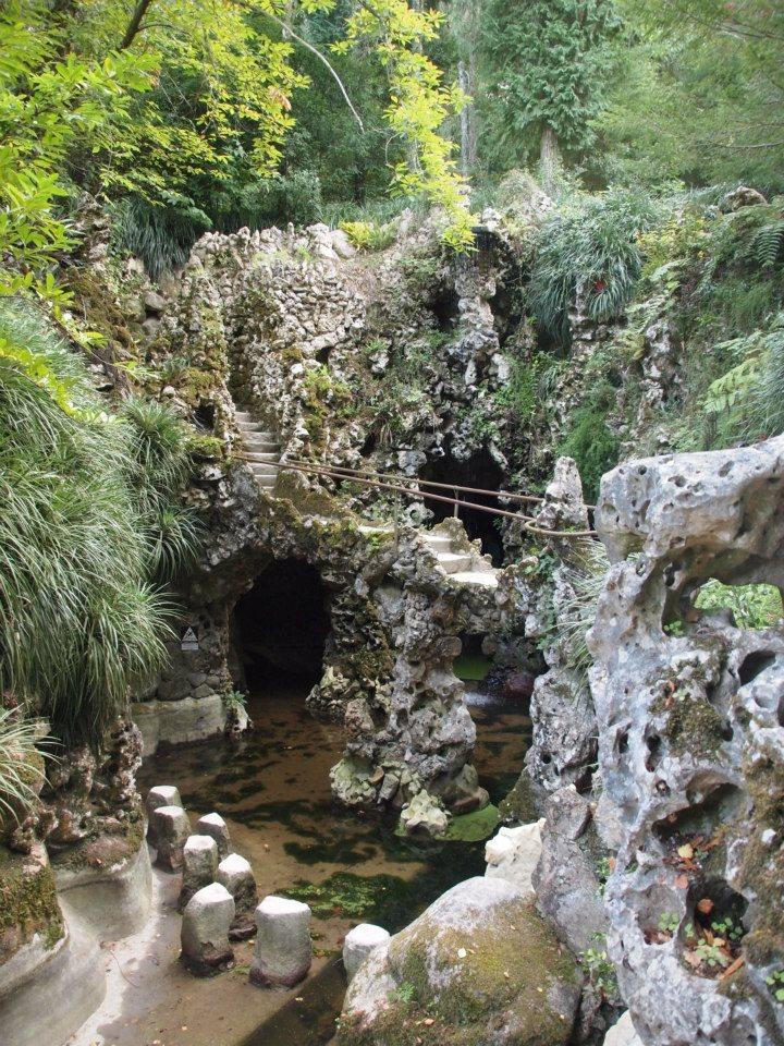 Quinta da Regaleira Brunnen