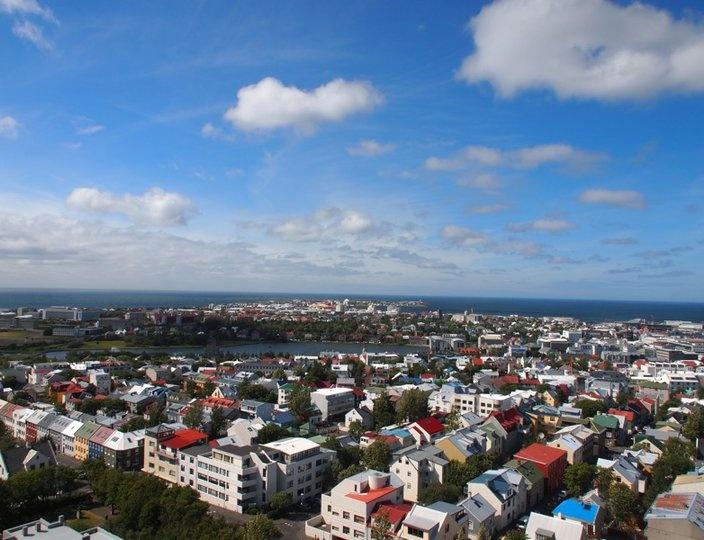 Reykjavik Island