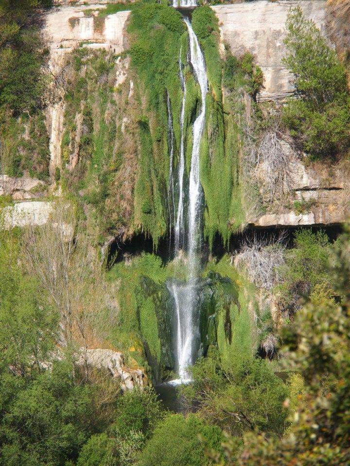 San Miguel de Fai Wasserfall
