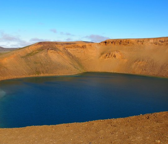 Viti Krater Myvatn