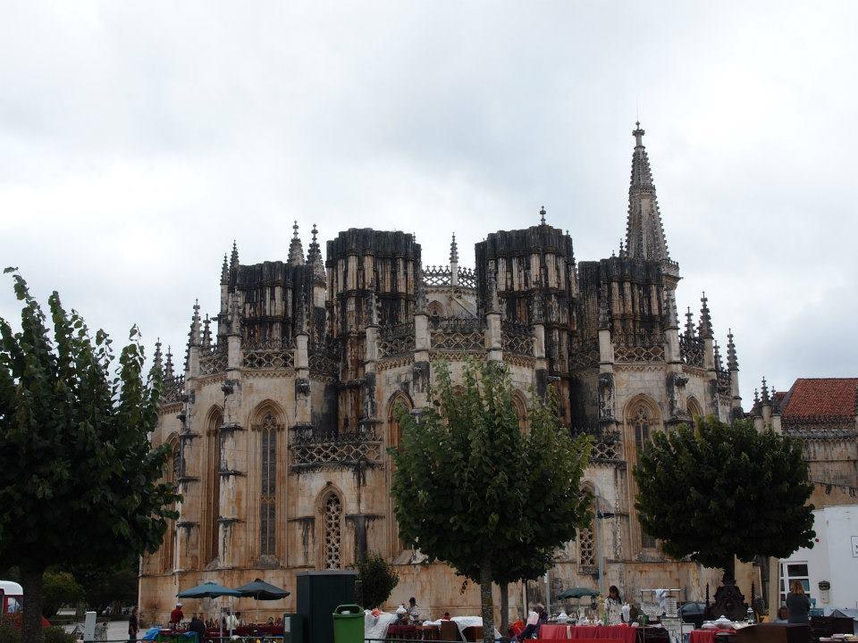 batalha kloster portugal