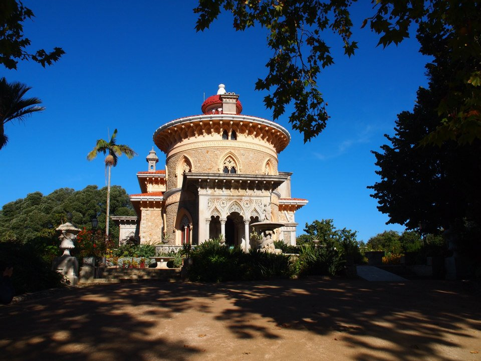sintra monserrate palast