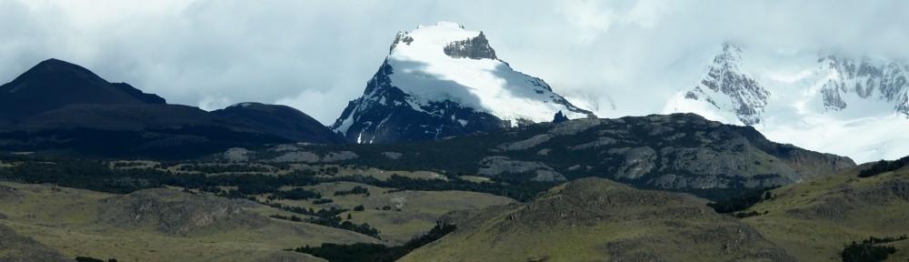 cerro solo Patagonien