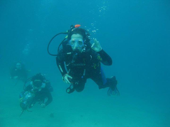 Tauchen-Galapagos-Weltreise