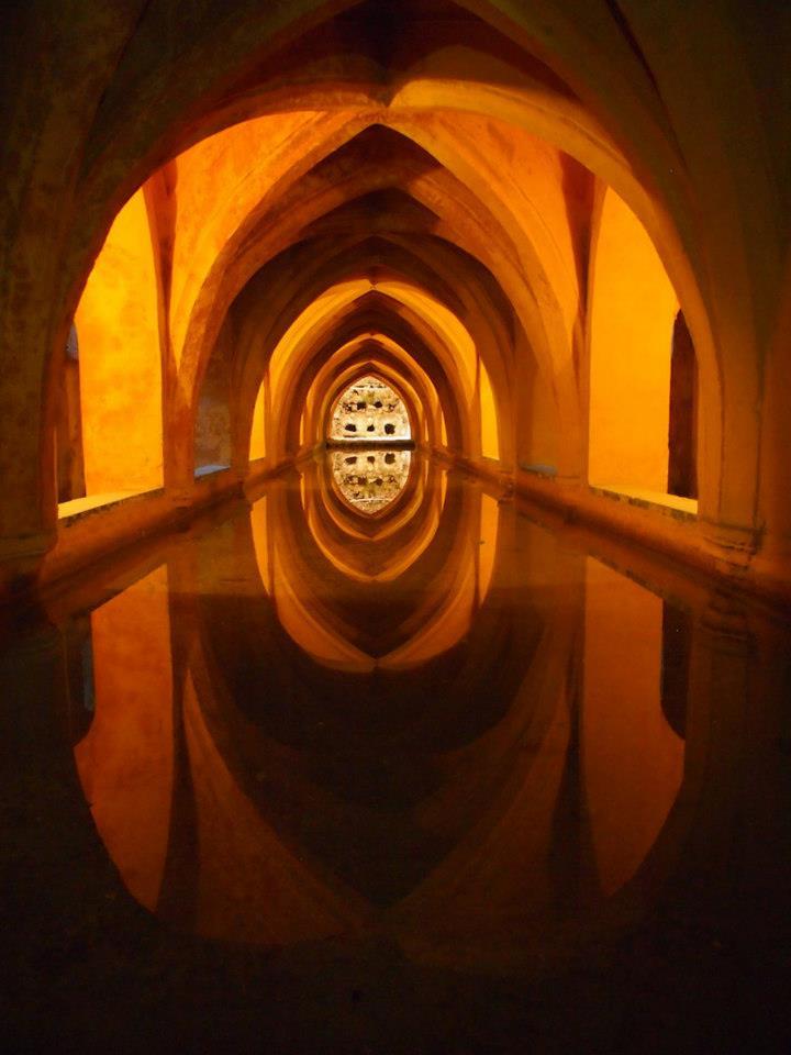 Alcazar Sevilla Baños