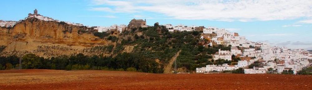 Andalusien Arcos de la Frontera
