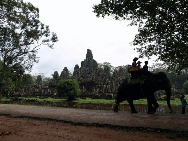 Angkor Wat Kamodscha
