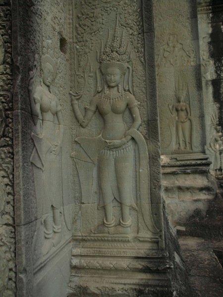 Angkor Wat Relief