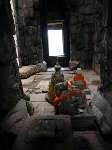 Ankgor Tempel