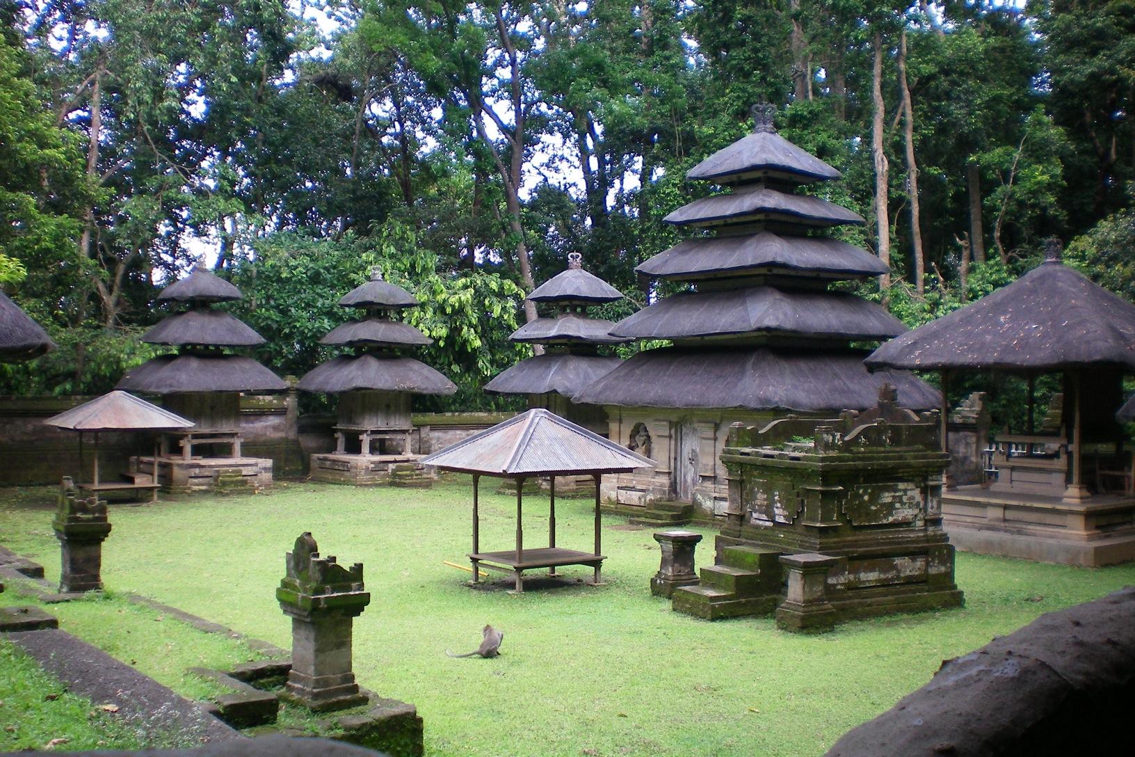 Bali Tempellandschaft