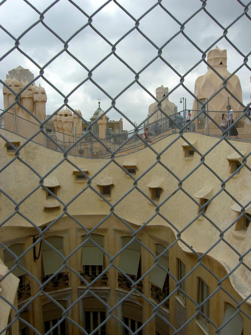 Casa Mila Gaudi