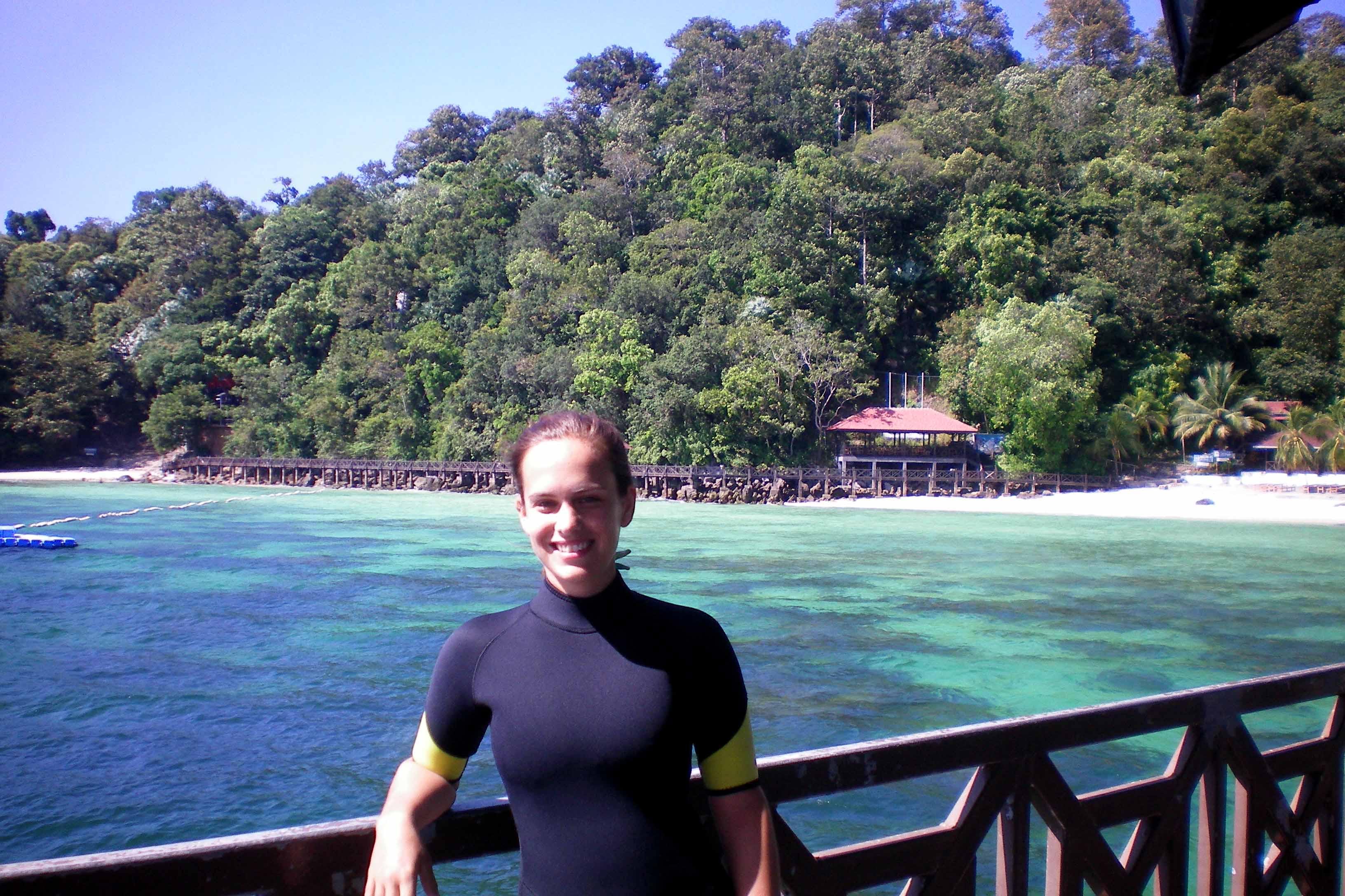 Diving Langkawi