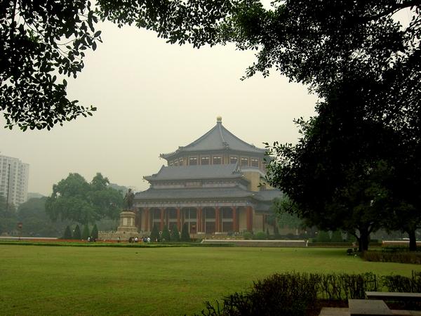 Guangzhou China Sun-Yat-sen Gedächtnishalle