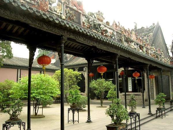Guangzhou Guangxiao Tempel