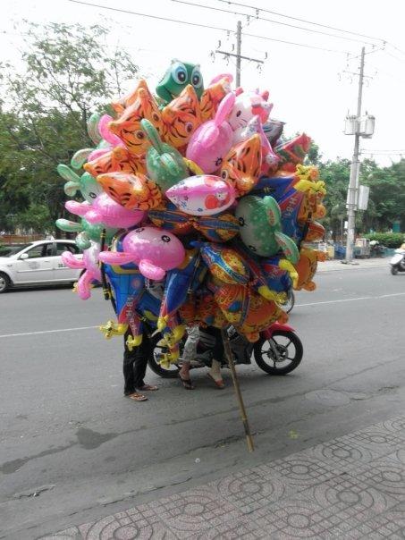 Ho Chi Minh Strasse