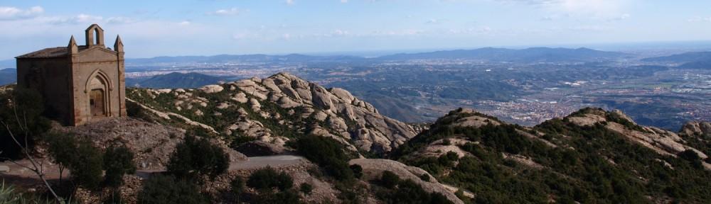 Montserrat Katalonien