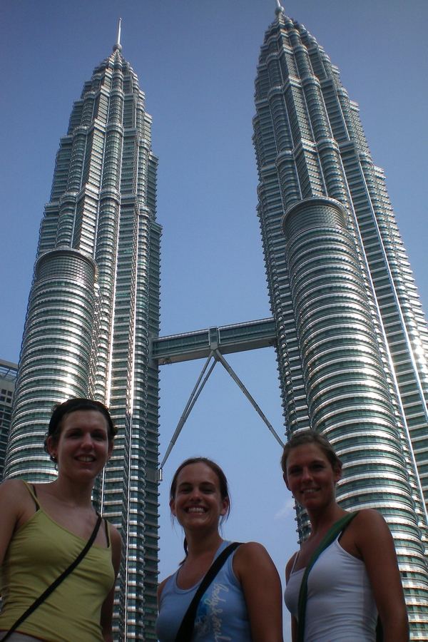 Petronas Türme Kuala Lumpur