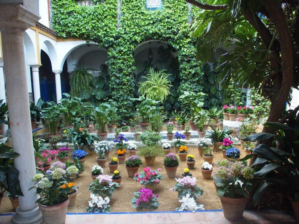 Sevilla Innenhof