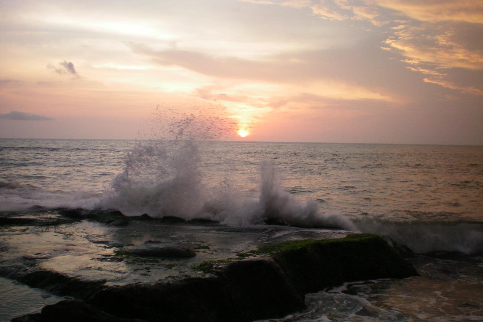 Sonnenuntergang Bali