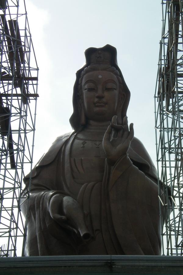 Statue Kek Lok Si Tempel