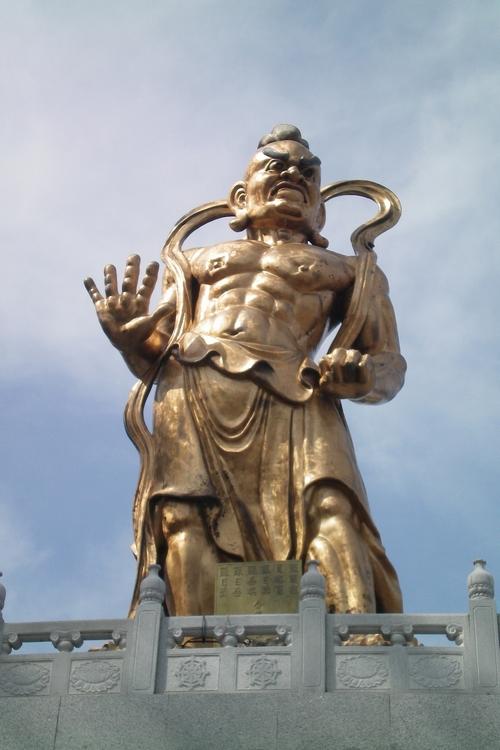 Statue Kek Lok Si