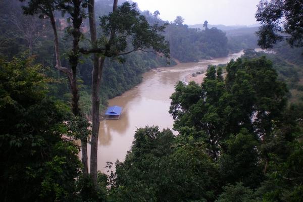 Tamana Negara Fluss