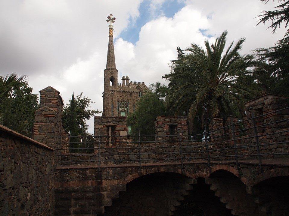 Torre Bellesguard Gaudi