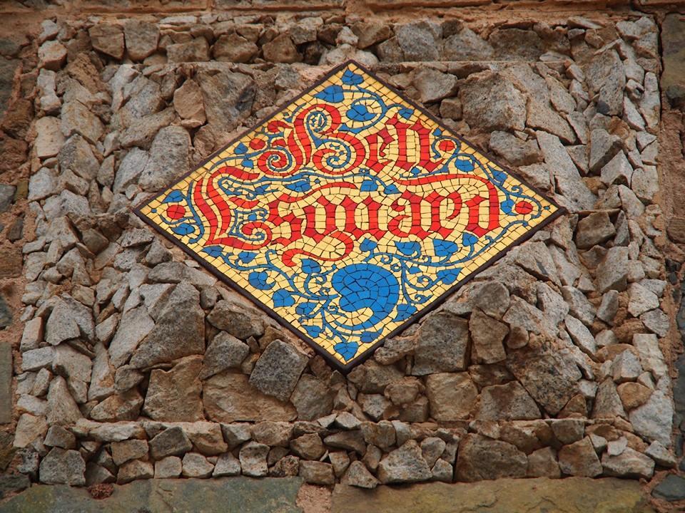 Torre Bellesguard Mosaik2