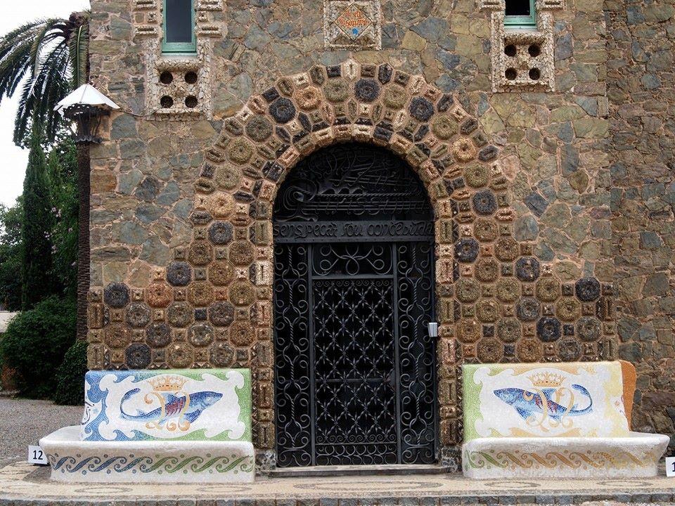 Torre Bellesguard Portal