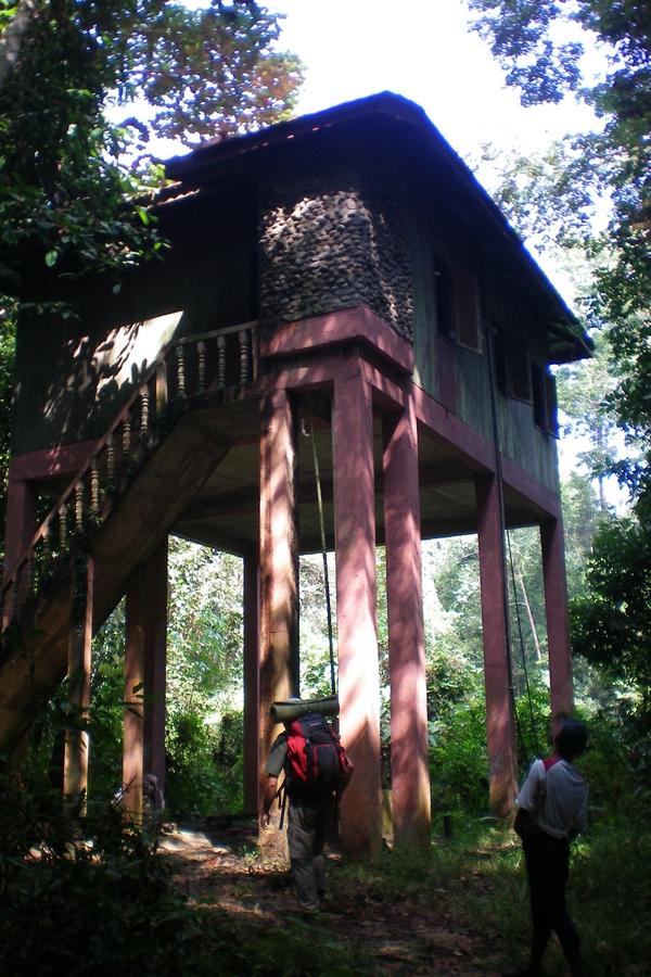 Unterkunft Tamana Negara